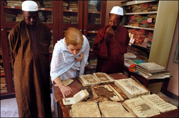 Ancient Arab Manuscripts In Bouj Beha, Mali