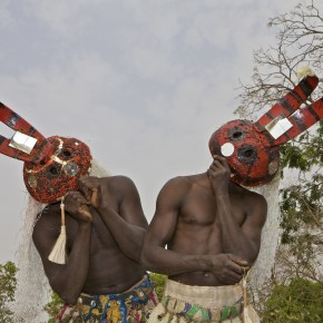 """""""Culture is disappearing like wildlife: masks, music, instruments"""""""