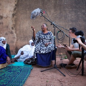 What happens to a culture when war destroys their instruments? In Mali we are findingout