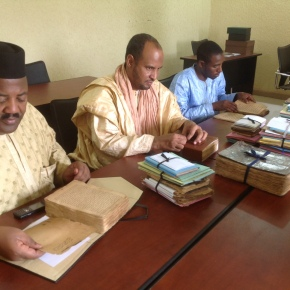 Good governance in Mali is getting a boost from theirLibrarians!
