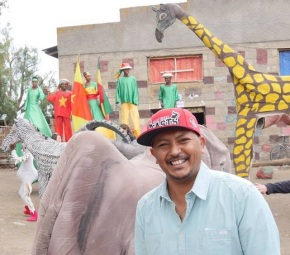 How YOU Can Help this Ethiopian Circus Grow-Grow-GROW!